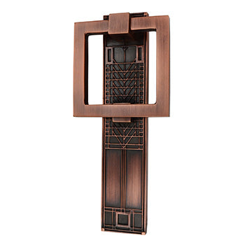 Tree of Life Door Knocker - Copper