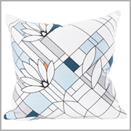 Waterlilies Pillow
