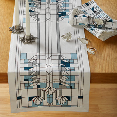 Waterlilies Table Runner