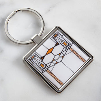 Key Ring-Robie Window
