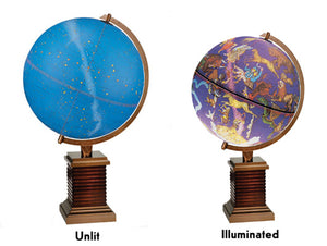 Glencoe Constellation Desk Globe.