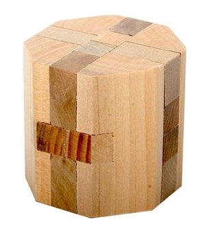 Octagon Wood Block Puzzle