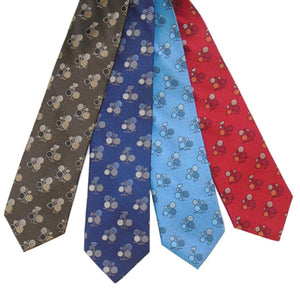 Tie-Coonley Dots, Brown
