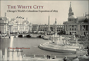 Postcard Book-White City