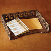 Letter Tray Robie House Stars and Moonbeams