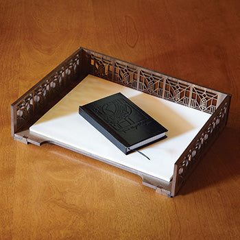 Lake Geneva Letter Tray