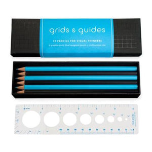 Grids & Guides Pencil Set