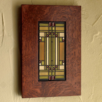 "Studio Skylight Tile - Framed 8"" x 12"""