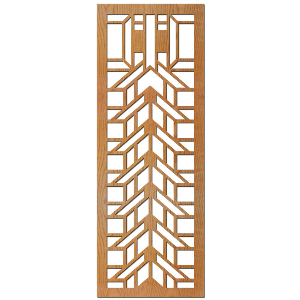 Darwin D. Martin House Casement Element Wood Panel