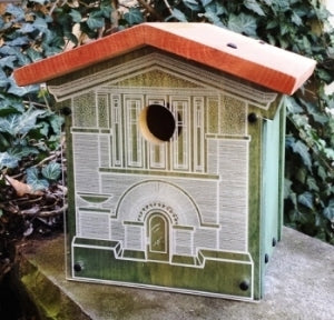 Dana Thomas Bird House