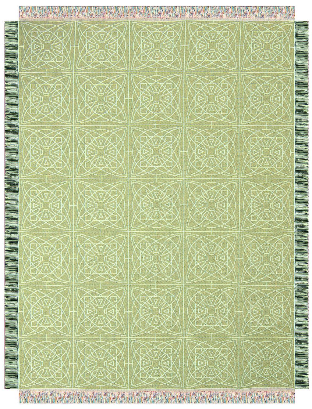Luxfer Tapestry Throw
