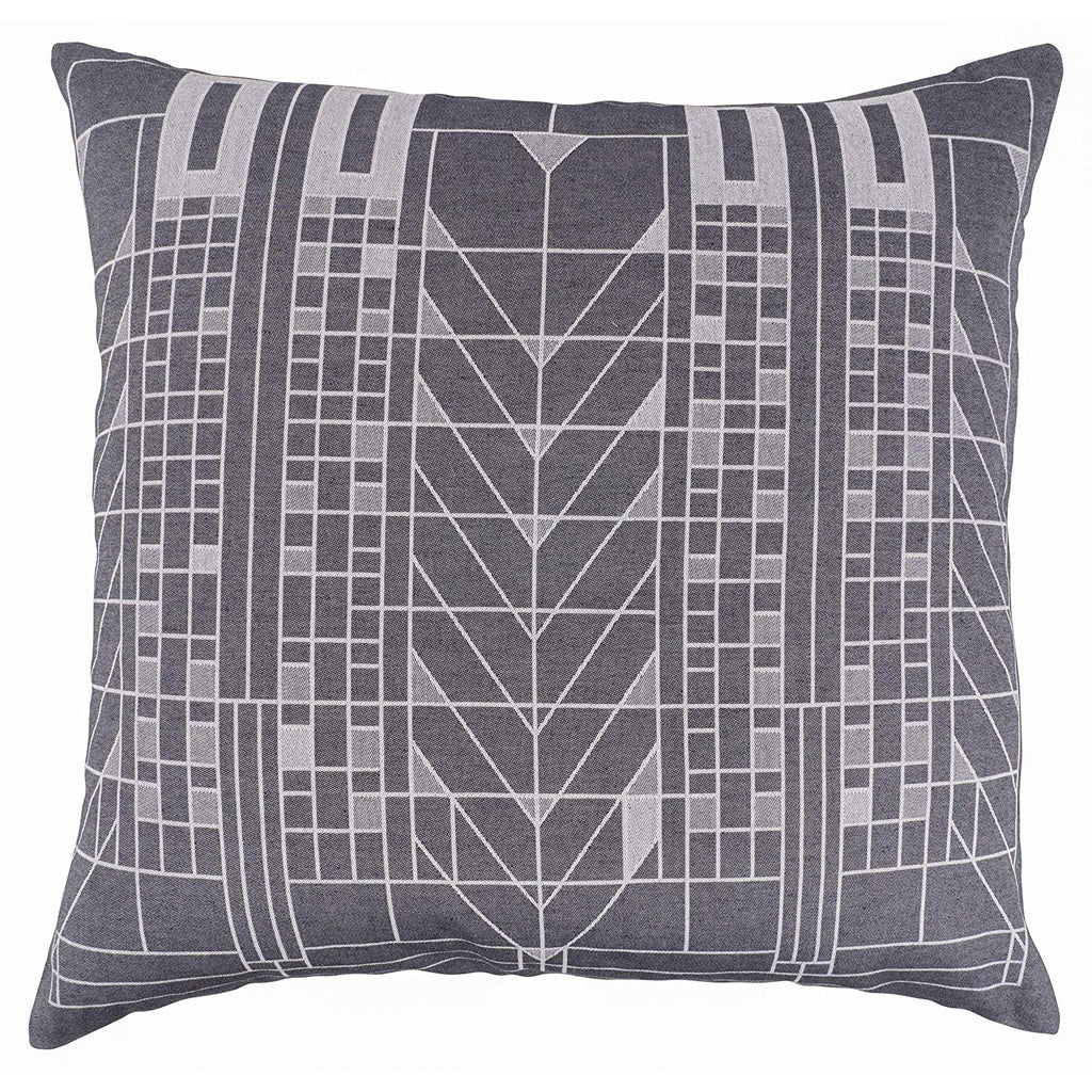 Oak Park Jacquard Pillow
