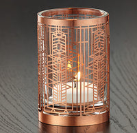 Robie Window Metal Votive Holder
