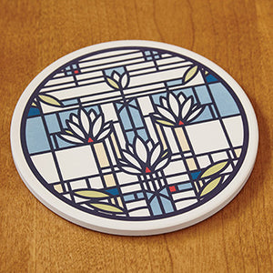 Waterlilies Trivet