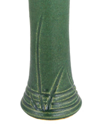 Forest Green Bud Vase
