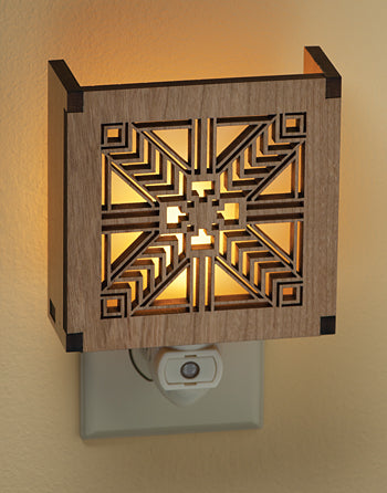 Night Light Robie House Sconce