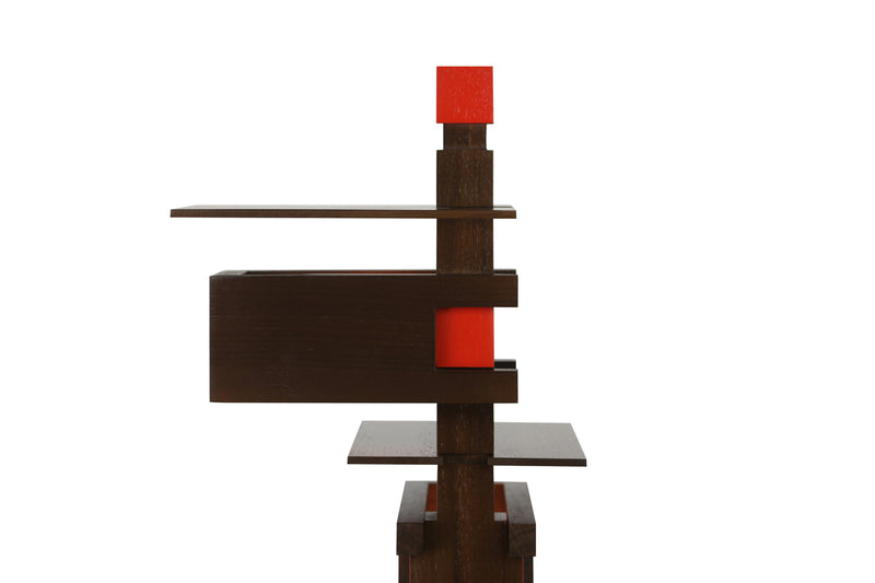 Taliesin Table Lamp 3 - Walnut.