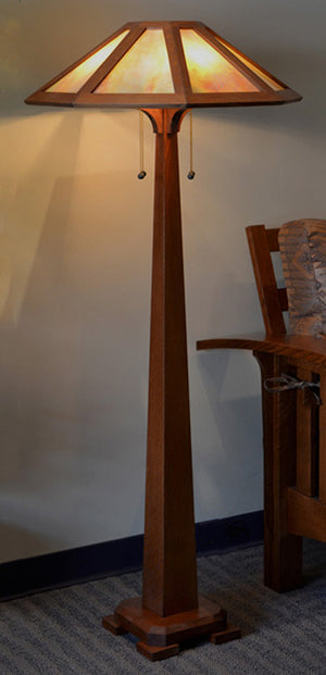Saugatuck Floor Lamp.