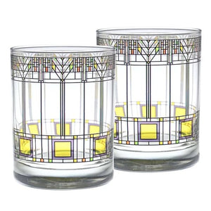 Tumbler Glass-Tree of Life Set/2