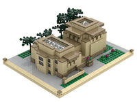 Unity Temple Atom Brick Building Set