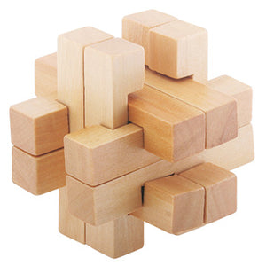 Square Wood Block Puzzle