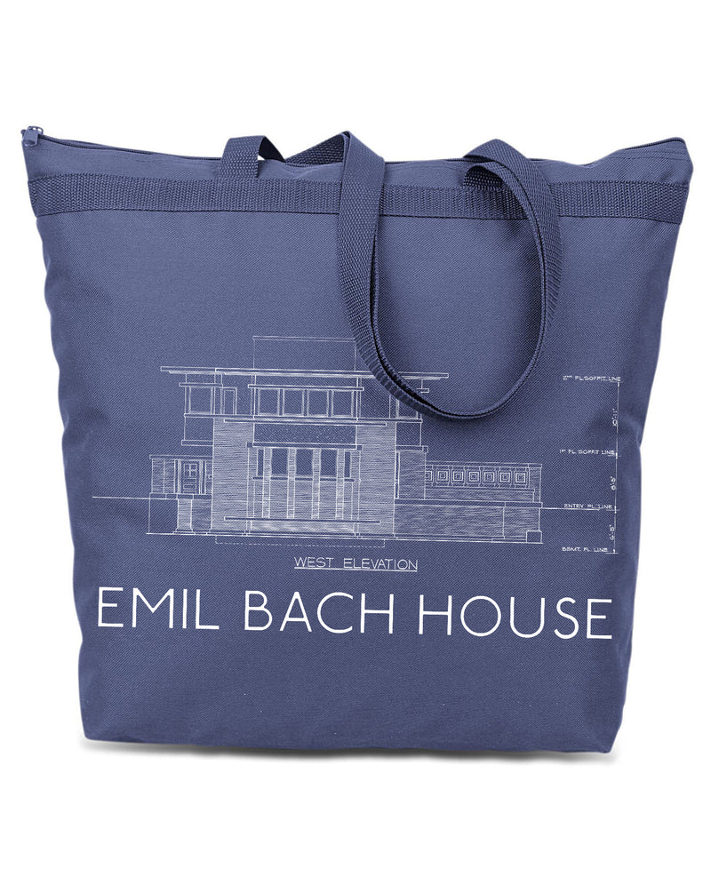 Coming Soon! Bach House Tote Bag
