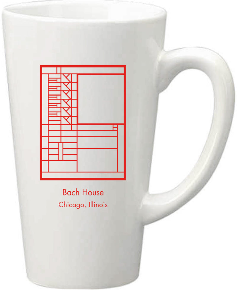 Coffee Mug - Bach House