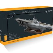 U -505 Atom Brick Building Set.