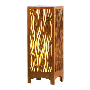 Lightbox Lamp MCM Waterfall.
