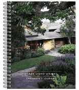 Frank Lloyd Wright Garden Journal