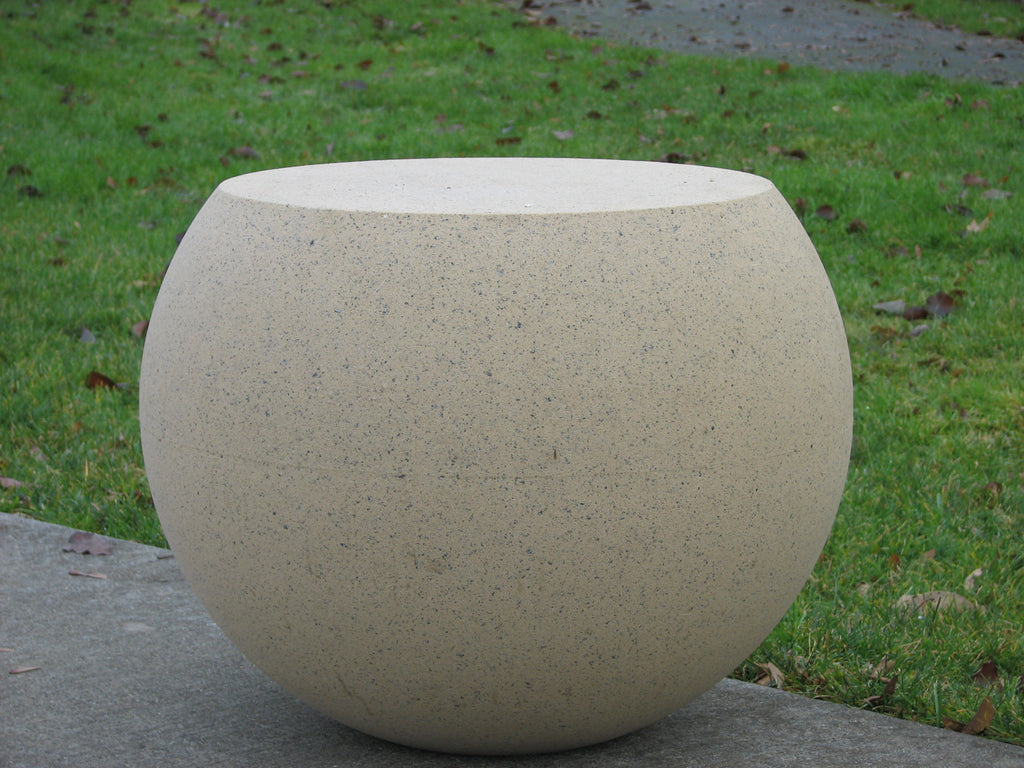 Garden Sphere Stool.