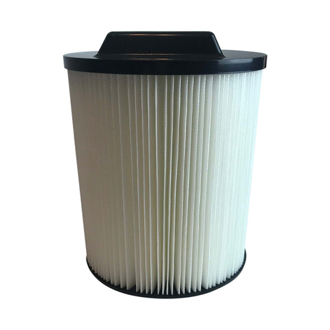Replacement Wet & Dry Vac Filter, Fits Craftsman Vacuums Over 5 Gallon Capacity, Compatible with Part 00917816000 & 00917912000