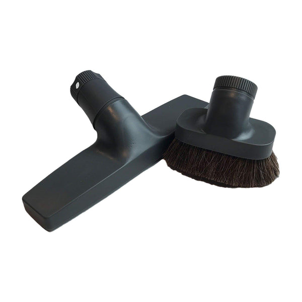 Replacement Dusting & Floor Brush, Fits Kenmore Canister, Compatible with Part 52641, 52682, 02052682000 & AC96RBMWZV0