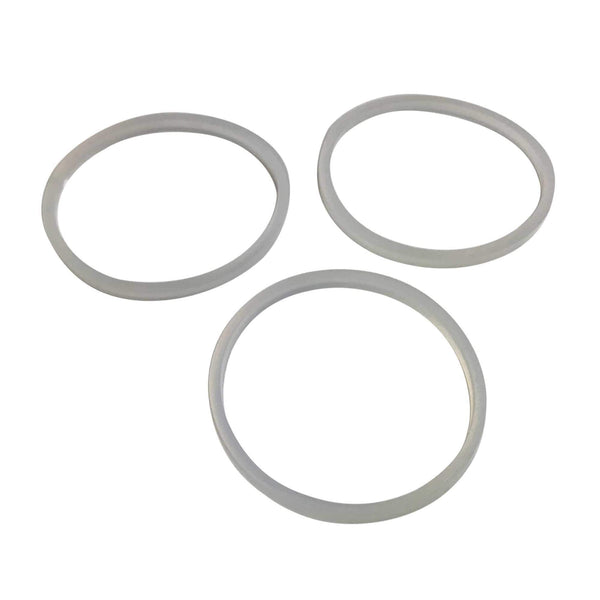3PK Replacement Wide Mouth Lid Rubber Gasket Seals For Hydro Flask 12OZ, 16OZ, 18OZ, 32OZ, 40OZ & 64OZ