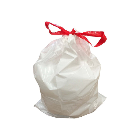 Replacement Garbage Bags, Fits Simplehuman Trash Bins, 45L / 12-Gallon, Style-M