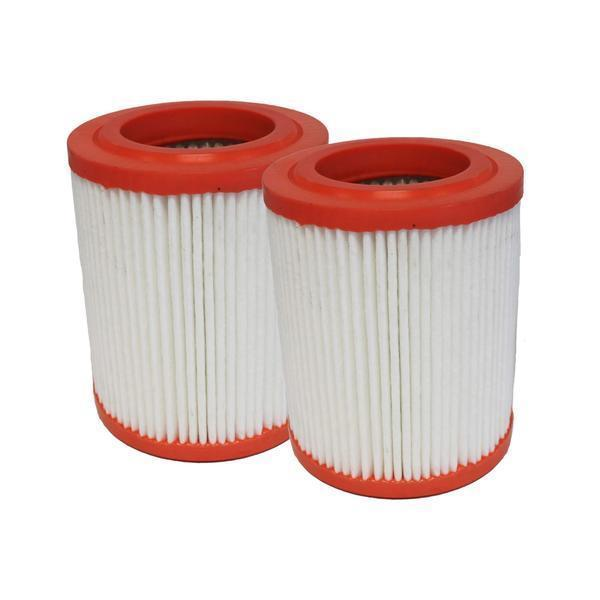 Replacement Round Plastisol Air Filter, Fits Acura & Honda, Compatible with Part A25456 & CA9493