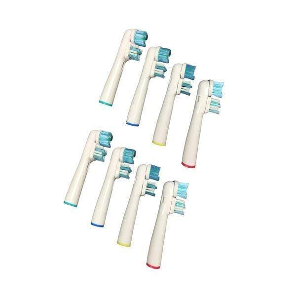Replacement Electric Toothbrush Heads, Fits Oral-B Dual Clean, Compatible with Part SB-417A