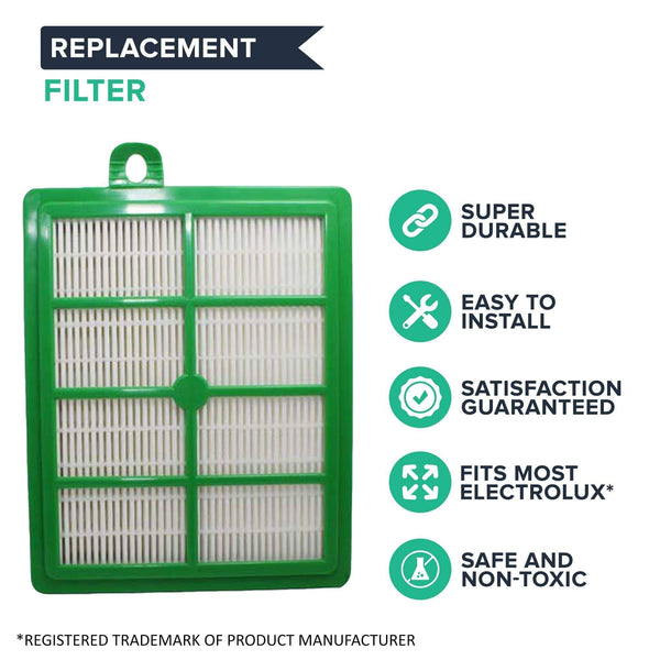 Replacement Filter, Fits Eureka HF1 H12, Compatible with Part 60286