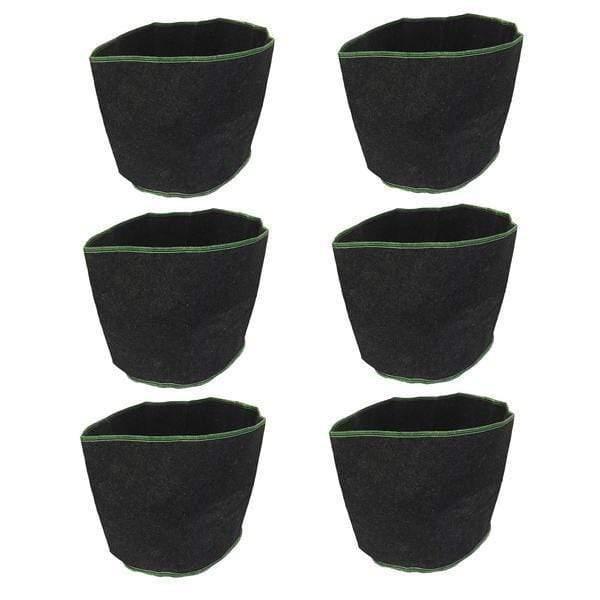 10 Gallon Fruit & Vegetables Grow Bag, 13'' tall & 15.5'' Soft Sided Container