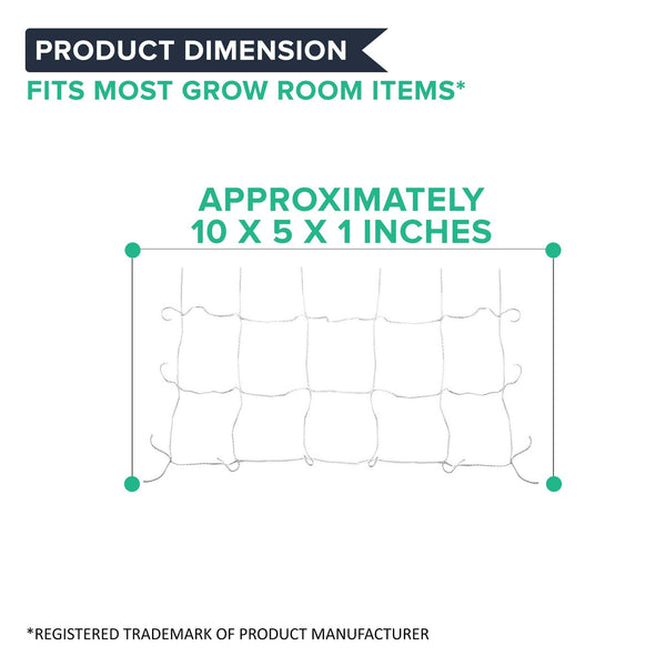 5' x 15' Heavy Duty Nylon Trellis Netting
