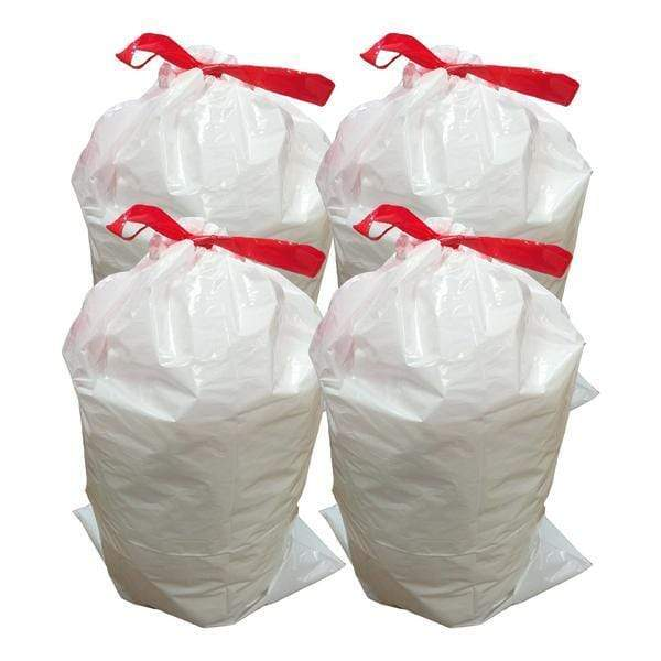 Replacement Garbage Bags, Fits Simplehuman Trash Bins, 30L / 8 Gallon, Style-G