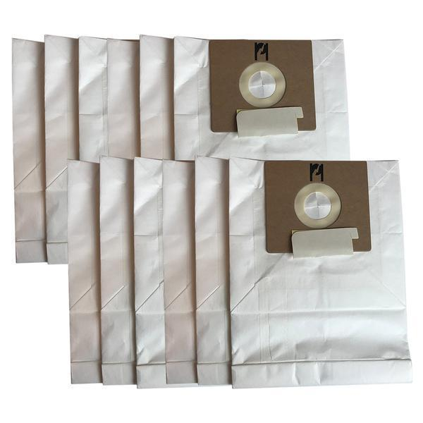 Replacement Bags, Fits Oreck Quest MC1000 Canisters, Compatible with Part PK12MC1000