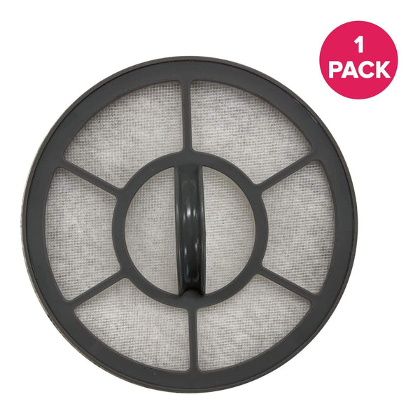 Crucial Air Exhaust Motor Filter Replacement Filter Part# EF-7 091541 Compatible With Eureka Vacuum Models AS3001A, AS3008A, AS3011A AS3030A, Fits Brushroll, Bulk