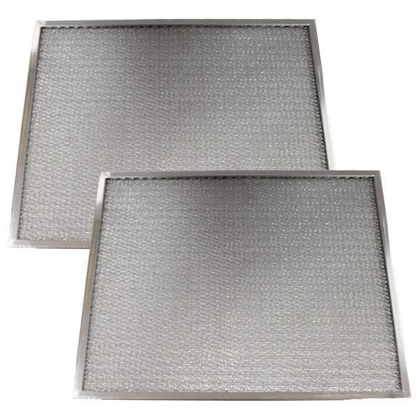 Replacement Air Filter, Fits 30-Inch Broan Nutone Range Hoods, Compatible with Part BPS1FA30