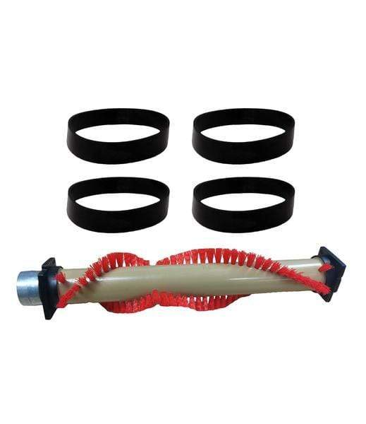 Replacement Roller Brush & 1 Belt, Fits XL Oreck, Compatible with Part 016-1152, 75202-01 & XL010-0604