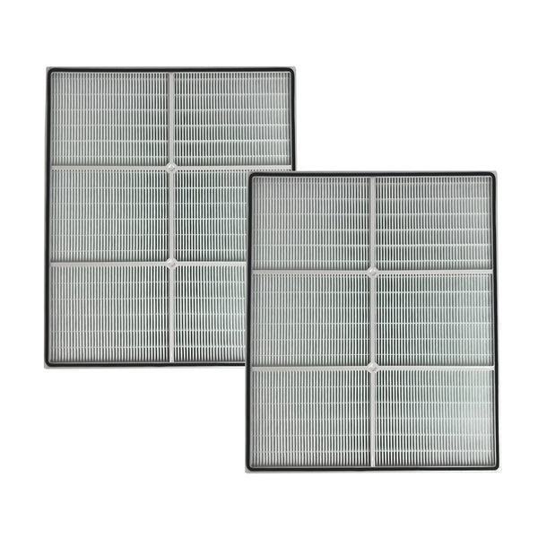 Crucial Air Replacement Air Filters Compatible With Whirlpool Air Purifier Parts 8171434K, 1183054, 1183054K, 1183054K Large, and 1183054K - Whispure - HEPA Style Filter Parts, Bulk Pack