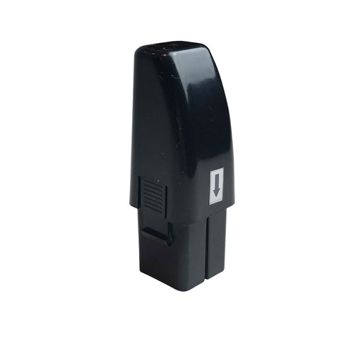 Replacement Black Battery, Fits Ontel Swivel Sweepers, Compatible with Part RU-RBG