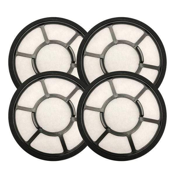 Think Crucial Canada Replacement Air Filters - Compatible With Black & Decker Filter Part BDASV102 - Models 5.5 x 5.5 x 1 - Circular Pre-Filter Part, Fits Vac Models Airswivel Vacuum Cleaners