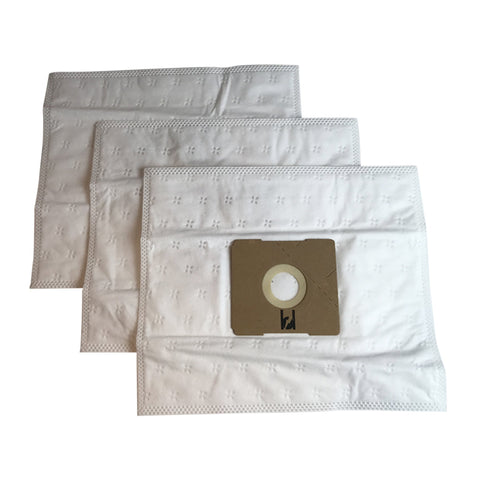 Crucial Vacuum Replacement Vacuum Bags Compatible with Bissell Clean Along 48K2 Canister Vacuum Hepa Style Bag Parts FIts Canister Model 67E2, 6594, 6594F for Part 203-7270, 2037270