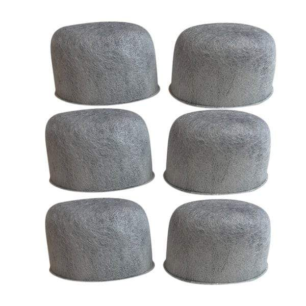 Replacement Charcoal Water Filters, Fits Krups Calphalon Coffee Makers